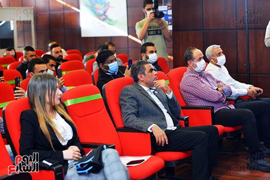 مؤتمر صحفى لنادى بيراميدز  (3)
