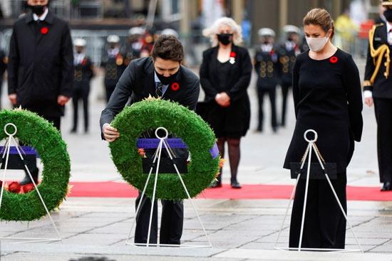 كندا تحيى ذكرى الحرب الوطنية (3)