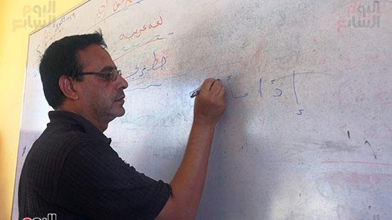مدرسة الشهيد محمود طلعت بقرية وادى الحاج (19)