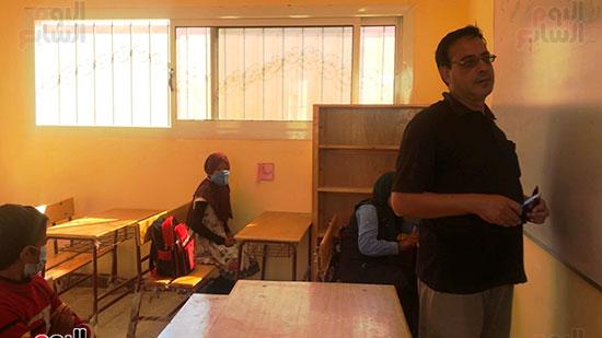 مدرسة الشهيد محمود طلعت بقرية وادى الحاج (22)