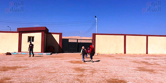 مدرسة الشهيد محمود طلعت بقرية وادى الحاج (16)