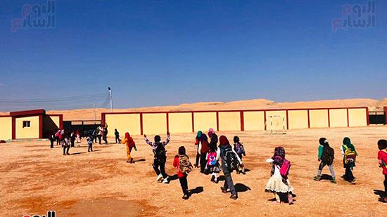 مدرسة الشهيد محمود طلعت بقرية وادى الحاج (13)