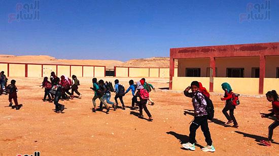 مدرسة الشهيد محمود طلعت بقرية وادى الحاج (15)