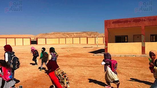 مدرسة الشهيد محمود طلعت بقرية وادى الحاج (14)