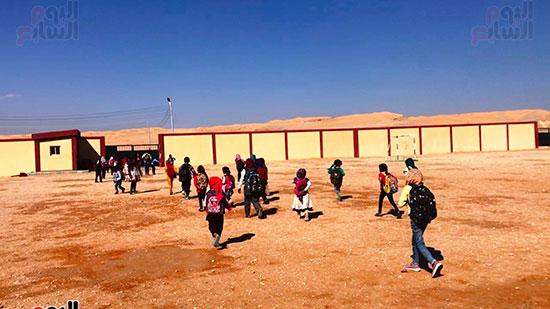 مدرسة الشهيد محمود طلعت بقرية وادى الحاج (12)