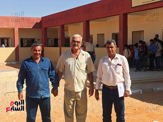 مدرسة الشهيد محمود طلعت بقرية وادى الحاج (4)