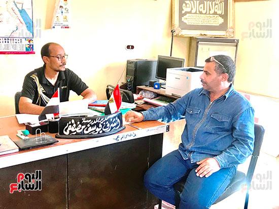 مدرسة الشهيد محمود طلعت بقرية وادى الحاج (3)
