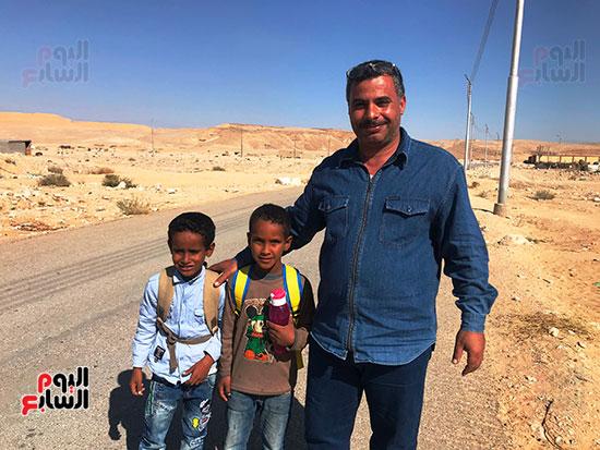 مدرسة الشهيد محمود طلعت بقرية وادى الحاج (7)