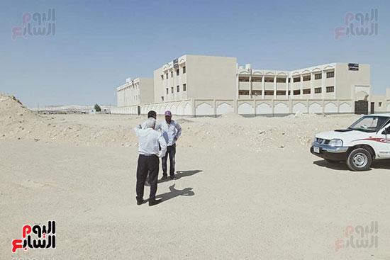 وسط سيناء فى قلب اهتمام الدولة (6)