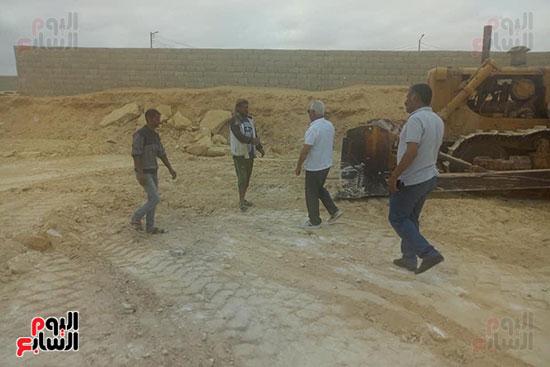 وسط سيناء فى قلب اهتمام الدولة (4)