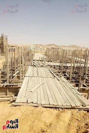 وسط سيناء فى قلب اهتمام الدولة (11)