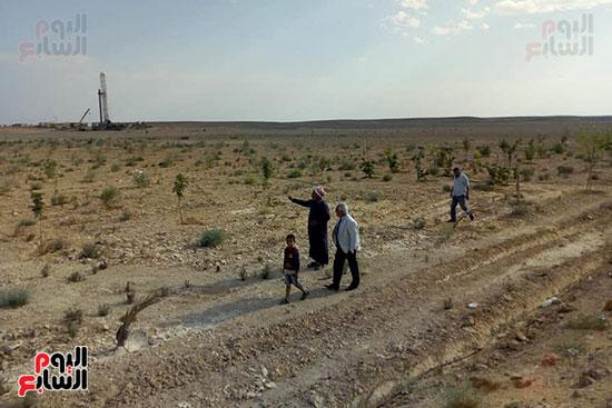 وسط سيناء فى قلب اهتمام الدولة (2)