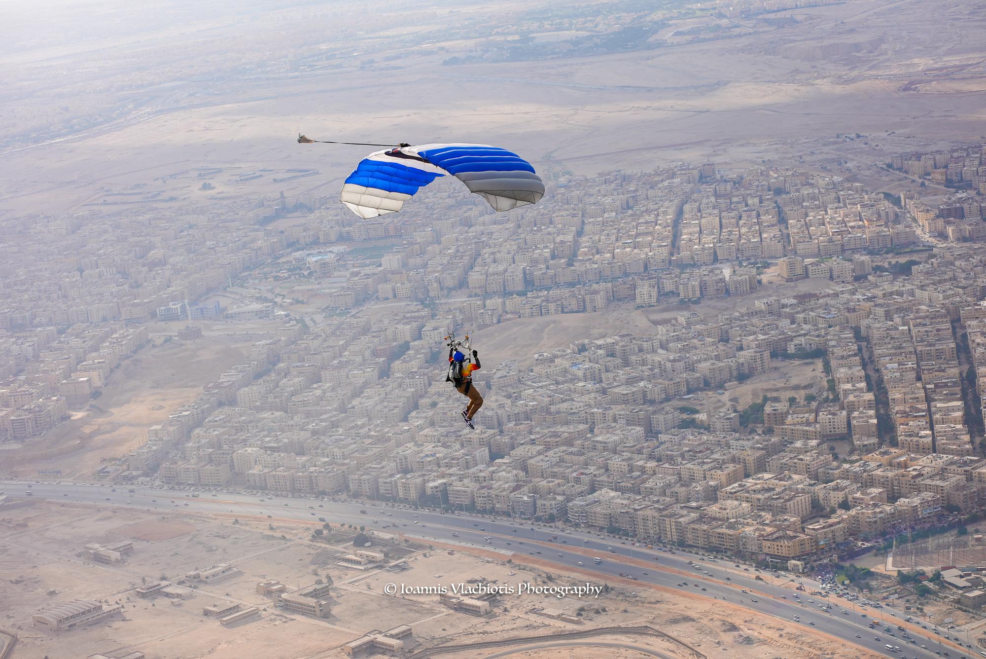 القفز من أعلى