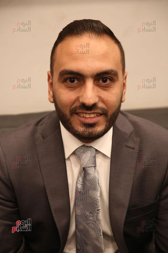 النائب محمد تيسير مطر (1)