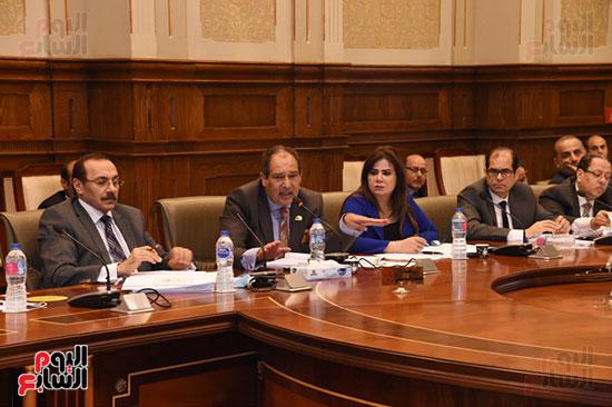 اجتماع لجنة لائحة الشيوخ (8)