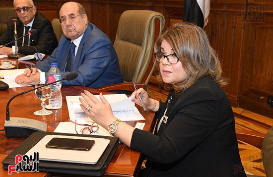 اجتماع لجنة لائحة الشيوخ (3)