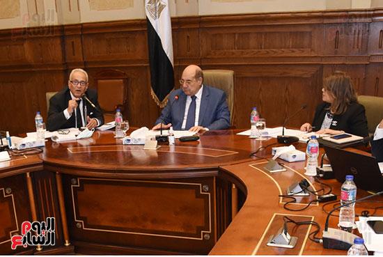 اجتماع لجنة لائحة الشيوخ (10)