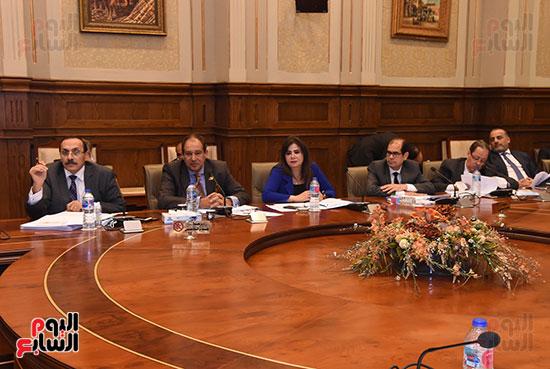 اجتماع لجنة لائحة الشيوخ (16)