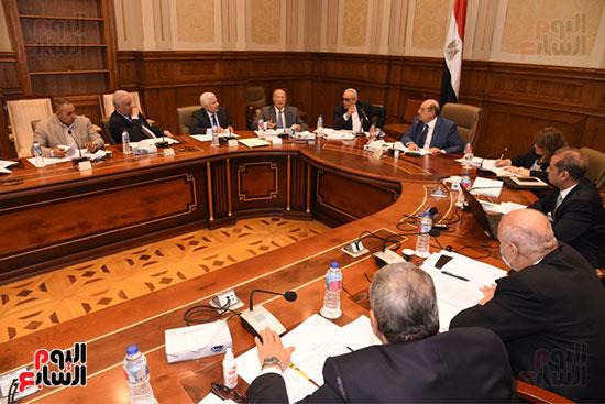 اجتماع لجنة لائحة الشيوخ (13)