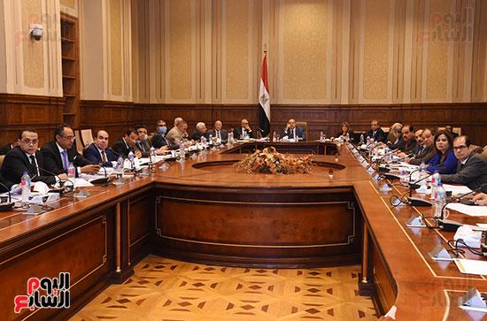 اجتماع لجنة لائحة الشيوخ (6)