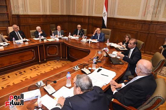 اجتماع لجنة لائحة الشيوخ (11)
