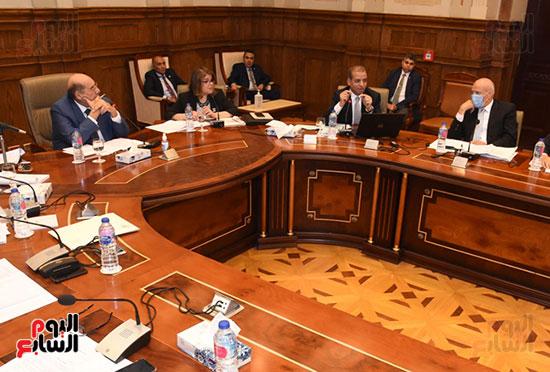 اجتماع لجنة لائحة الشيوخ (15)