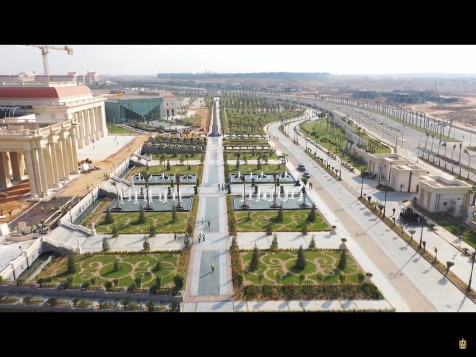 تضم المدينة المسارح وقاعات العرض والمكتبات والمتاحف