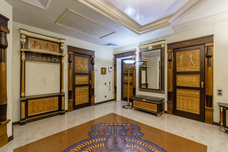 غرفة فى الشقة