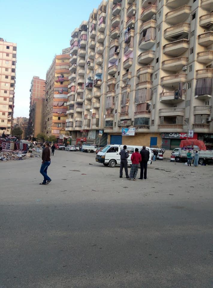 منع الاسواق الاسبوعية بالقاهرة (1)