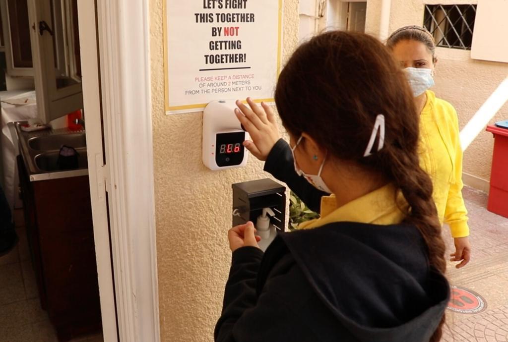مبادرة الكشف المبكر عن الأنيميا والتقزم والسمنة لطلاب المدارس