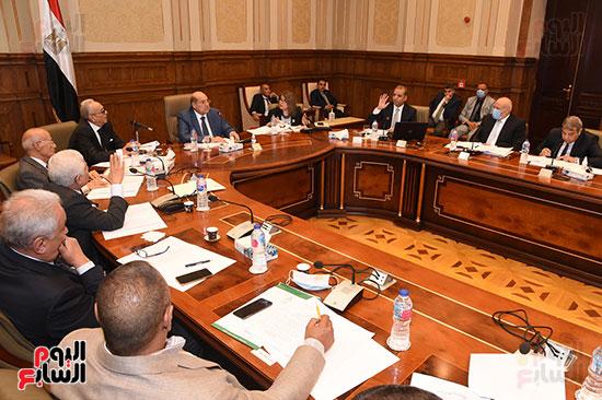 اجتماع لجنة لائحة الشيوخ (4)