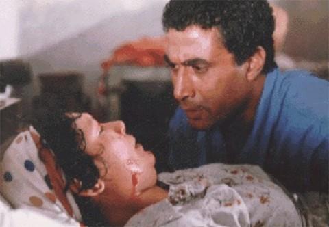 أحمد زكي من فيلم أحلام هند وكاميليا
