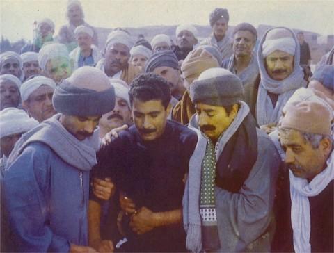 أحمد زكي من فيلم الهروب