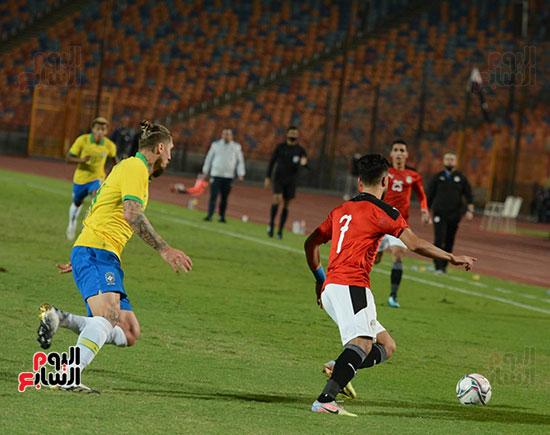 المنتخب الأولمبي أمام البرازيل  (5)