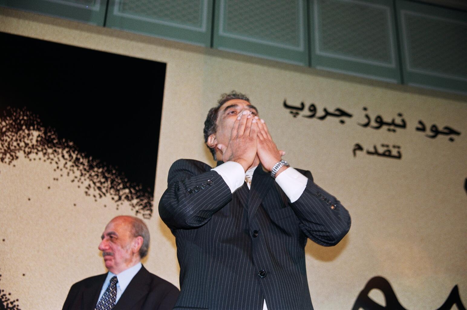 أحمد زكي ولحظة شرف في مسيرته الفنية