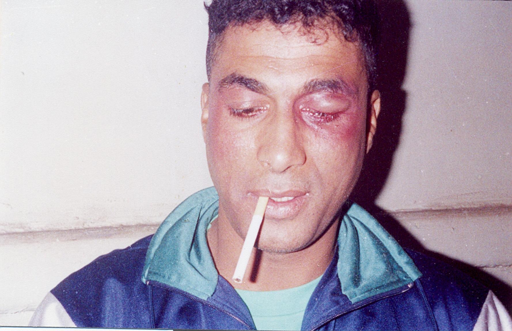 أحمد زكي في فيلم كابوريا