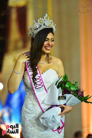 نسمة عطا الله ملكة جمال مصر 2020 (2)