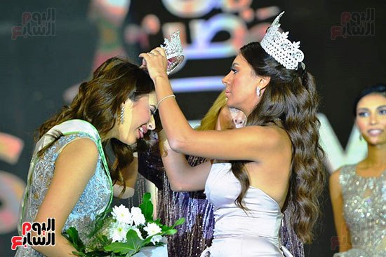 حفل ختام مسابقة ملكة جمال مصر (6)