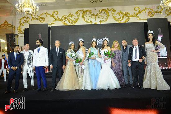 ختام مسابقة ملكة جمال مصر