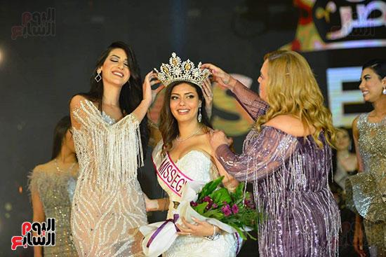 نسمة عطا الله ملكة جمال مصر 2020 (3)