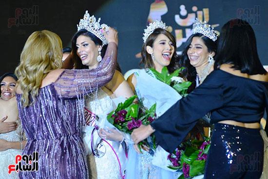 نسمة عطا الله ملكة جمال مصر 2020 (5)