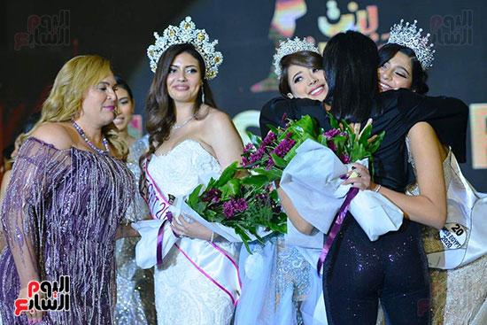 نسمة عطا الله ملكة جمال مصر 2020 (4)