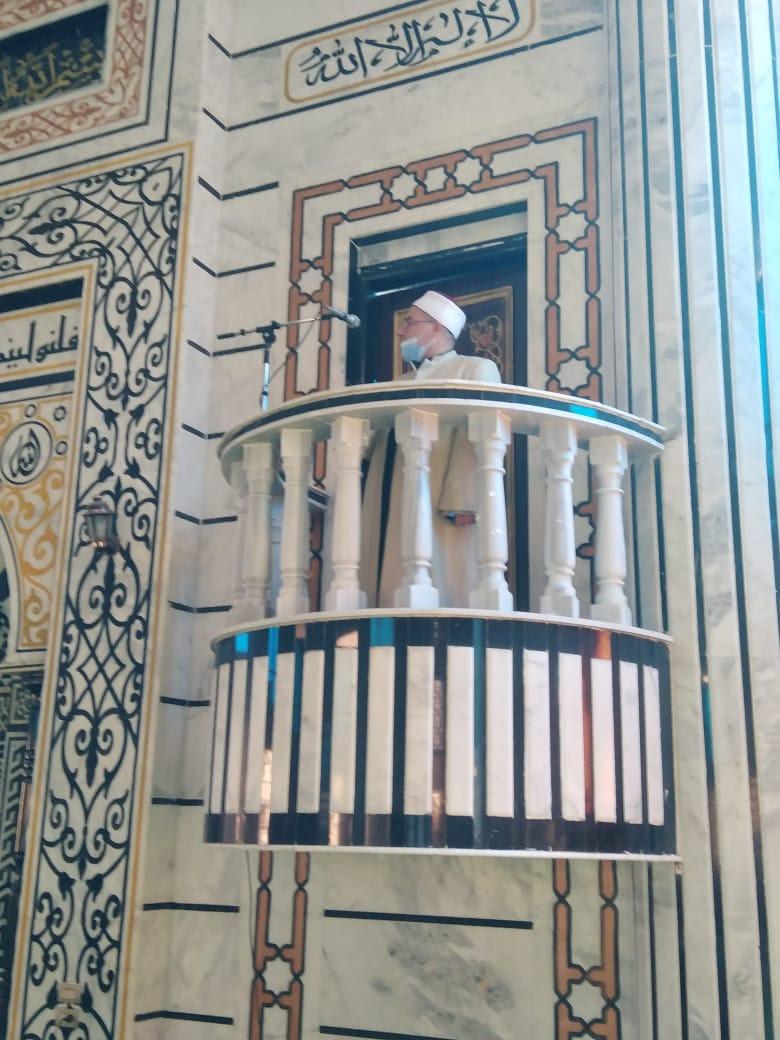 الشيخ السيد عبد المجيد
