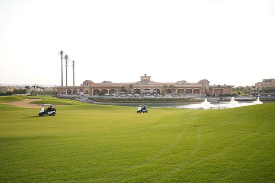 انطلاق أول بطولة في نادي جولف مدينتي (7)