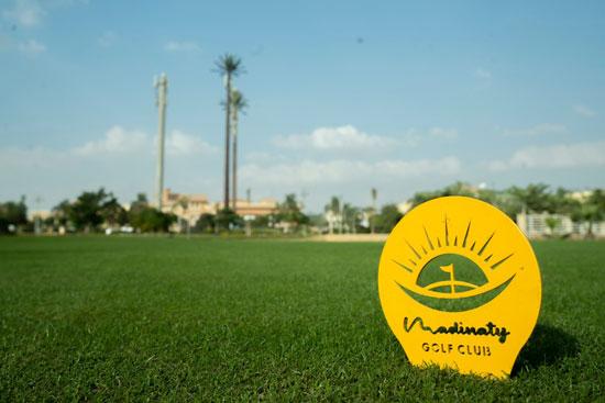 انطلاق أول بطولة في نادي جولف مدينتي (2)