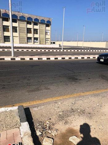 محمد صلاح يصل لمطار الغردقة الدولي (3)