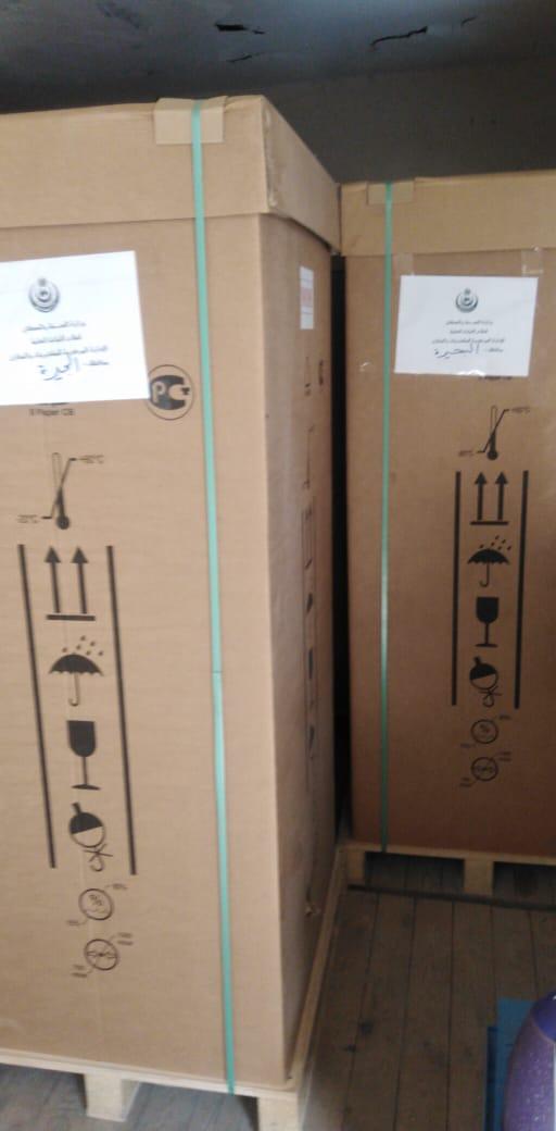 صندوق تحيا مصر يدعم مديرية الصحة بالبحيرة بـ32 ماكينة غسيل كلوى  (2)