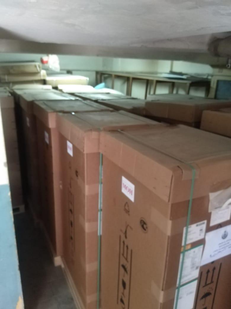 صندوق تحيا مصر يدعم مديرية الصحة بالبحيرة بـ32 ماكينة غسيل كلوى  (1)