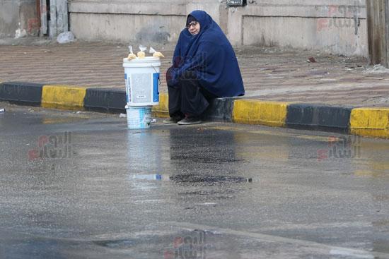 سيدة المطر (2)