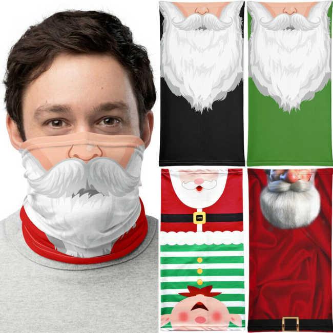 كمامة بابا نويل
